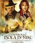 """Kel 12 e Moviemax: assieme, al cinema, """"Alla ricerca dell'Isola di Nim"""""""