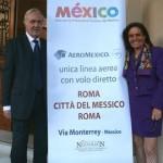 Aeromexico: da luglio il volo Roma-Città del Messico