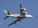 Emirates: il 1° agosto volo inaugurale dell'A380E