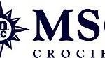 Msc mostra il nuovo logo corporate