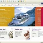 Royal Caribbean lancia il sito sul Mediterraneo
