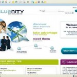 Air France – Klm lanciano oggi bluenity.com, il nuovo social network