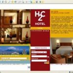 Nuovo sito web per H2C Hotel