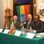 Etiopia: ambasciata, Graffiti ed Ethiopian Airlines insieme per lo sviluppo in Italia