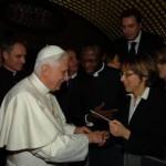 Israele attende l'arrivo di Benedetto XVI