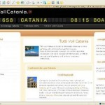 Online il nuovo portale Tuttivolicatania.it