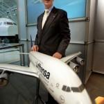 Mayrhuber (Lufthansa) : «Nessun interesse per Alitalia. Non potremmo risanarla»