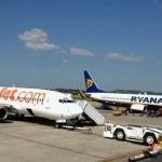 Ryanair ed easyJet insieme all'aeroporto di Rimini